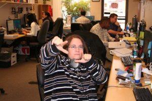 Ava as Technical Writer in Vegas