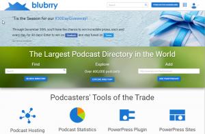 Blubrry and PowerPress