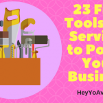 free tools and services