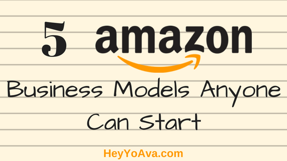 Five Amazon Business Models Anyone Can Start – The Candid Cashflow Podcast – Episode 12