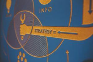 develop strategy