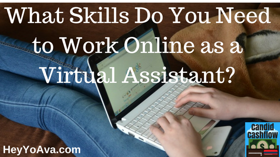 Virtual Assistant Job Description What Skills Do You