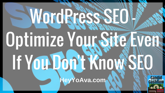 Wordpress Seo Optimize Your Site Even If You Don T Know