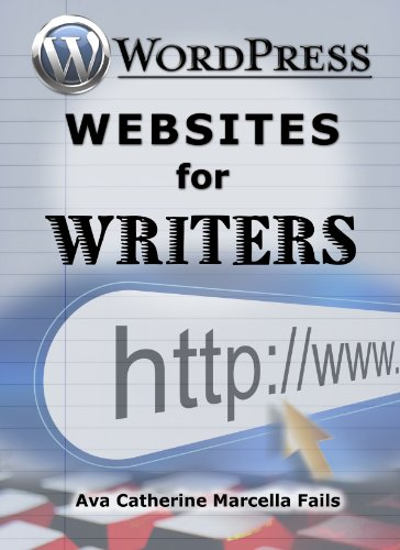 wordpress websites for writers by ava fails