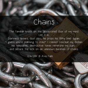 chains by ava fails