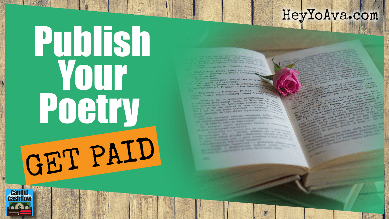 How to publish your poetry and earn money writing poems heyyoava m4hsunfo