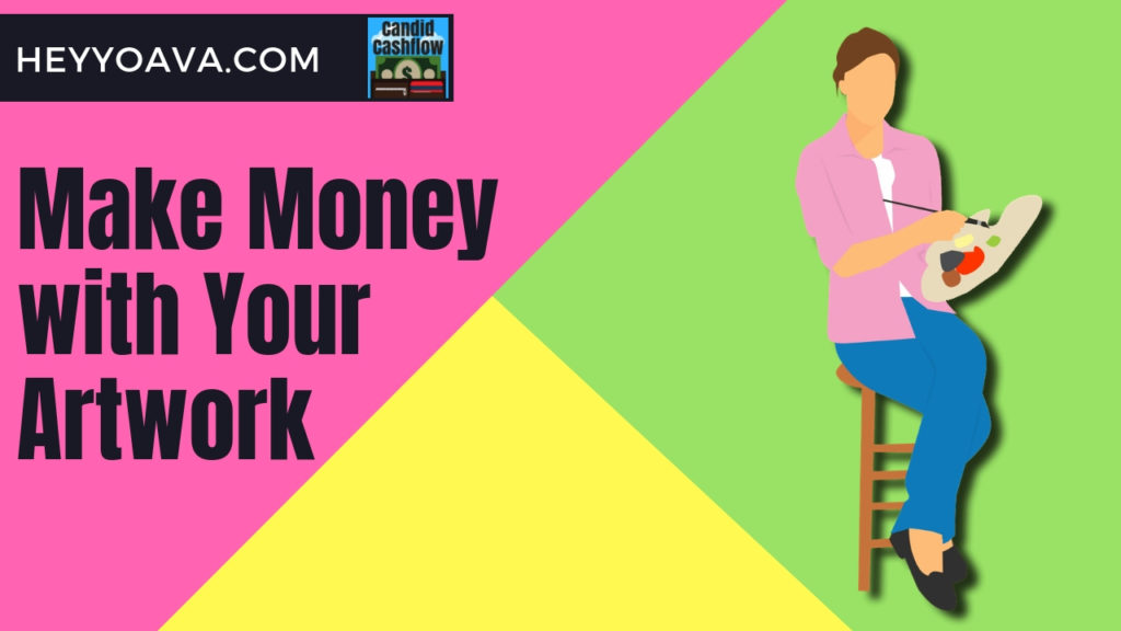 earn money from your artwork