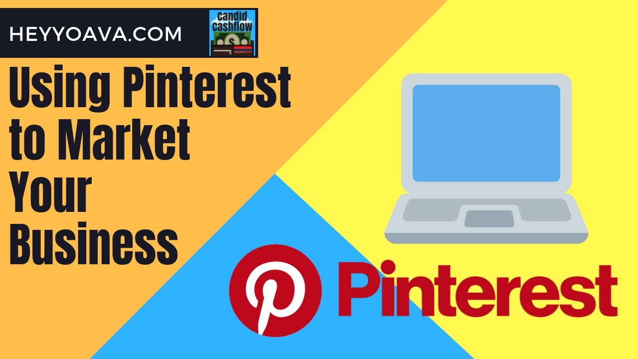 How to Use Pinterest for Marketing Your Business – The Candid Cashflow Podcast – Episode 51