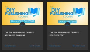 diy self publishing course