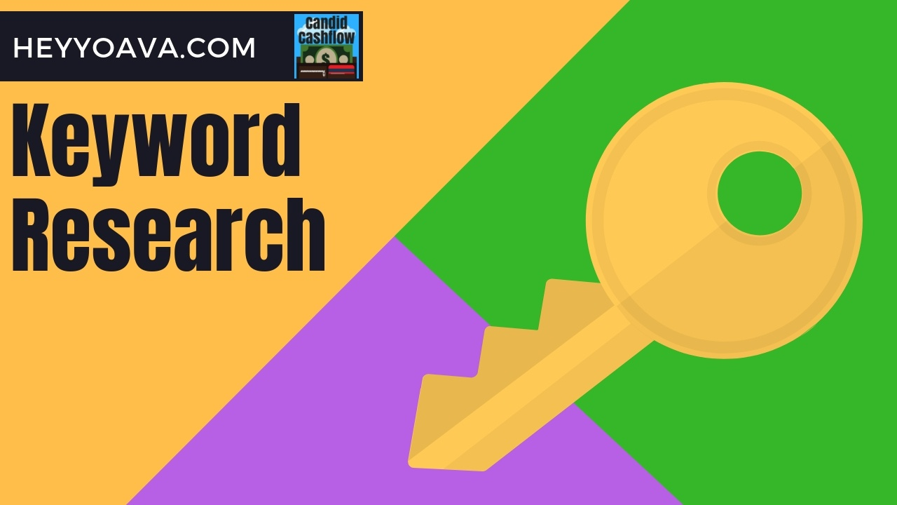 Keyword Research Free Tools and Methods – The Candid Cashflow Podcast – Episode 55